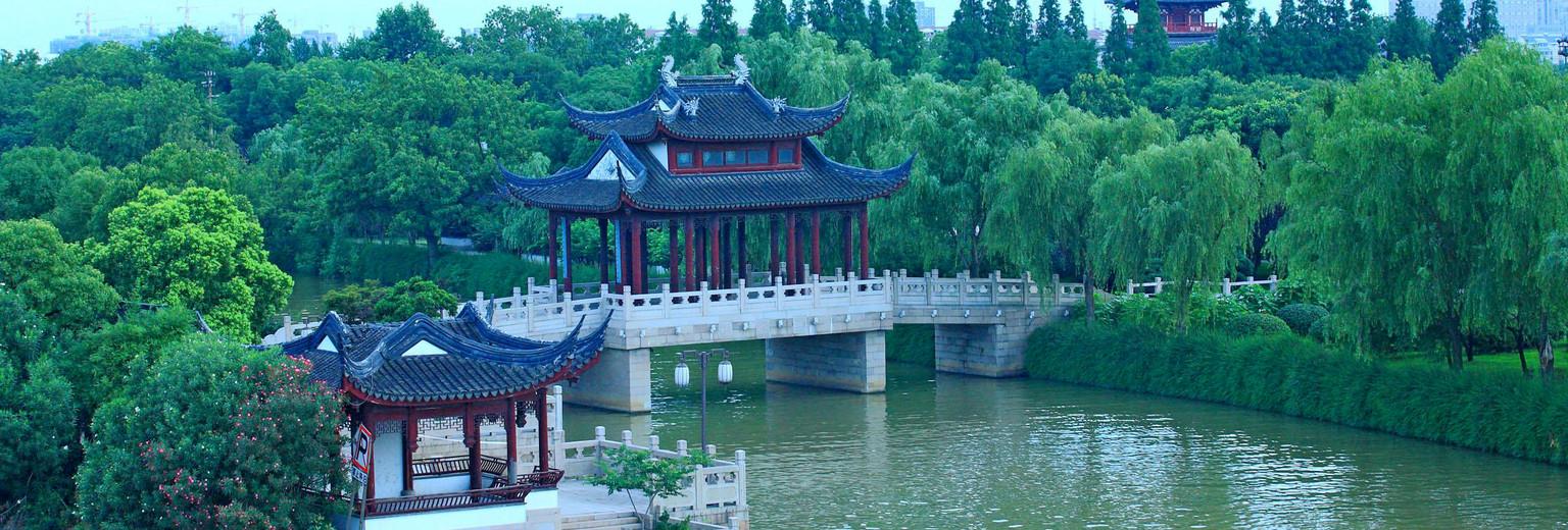 苏州寒山寺