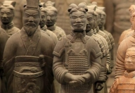 秦始皇帝陵兵马俑博物院