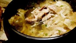 原味土猪汤